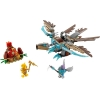 LEGO 70141 - LEGO LEGENDS OF CHIMA - Vardy's Ice Vulture Glider