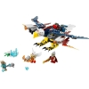 LEGO 70142 - LEGO LEGENDS OF CHIMA - Eris' Fire Eagle Flyer
