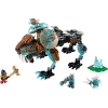LEGO 70143 - LEGO LEGENDS OF CHIMA - Sir Fangar's Sabre Tooth Walker