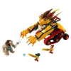 LEGO 70144 - LEGO LEGENDS OF CHIMA - Laval's Fire Lion