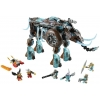 LEGO 70145 - LEGO LEGENDS OF CHIMA - Maula's Ice Mammoth Stomper
