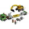 LEGO 4203 - LEGO CITY - Excavator Transport