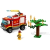 LEGO 4208 - LEGO CITY - 4X4 Fire Truck
