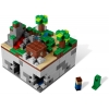 LEGO 21102 - LEGO MINECRAFT - Minecraft Micro World: The Forest