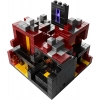 LEGO 21106 - LEGO MINECRAFT - Minecraft Micro World: The Nether