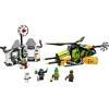LEGO 70163 - LEGO ULTRA AGENTS - Toxikita's Toxic Meltdown