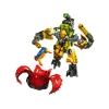 LEGO 44023 - LEGO HERO FACTORY - ROCKA Crawler