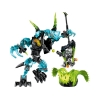 LEGO 44026 - LEGO HERO FACTORY - CRYSTAL Beast vs. BULK