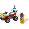 LEGO 4427 - LEGO CITY - Fire ATV