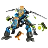 LEGO 44028 - LEGO HERO FACTORY - SURGE & ROCKA Combat Machine