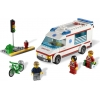 LEGO 4431 - LEGO CITY - Ambulance