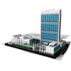 LEGO 21018 - LEGO ARCHITECTURE - United Nations Headquarter