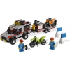 LEGO 4433 - LEGO CITY - Dirt Bike Transporter