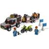 LEGO 4433 - LEGO CITY - Dirt Bike Transporter