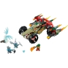 LEGO 70135 - LEGO LEGENDS OF CHIMA - Cragger's Fire Striker