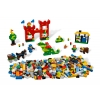 LEGO 4630 - LEGO BRICKS & MORE - Build and Play Box