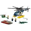 LEGO 60067 - LEGO CITY - Helicopter Pursuit