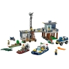 LEGO 60069 - LEGO CITY - Swamp Police Station