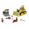 LEGO 60074 - LEGO CITY - Bulldozer