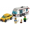 LEGO 4435 - LEGO CITY - Car & Caravan