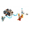 LEGO 70220 - LEGO LEGENDS OF CHIMA - Strainor's Saber Cycle