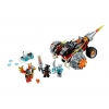LEGO 70222 - LEGO LEGENDS OF CHIMA - Tormak's Shadow Blazer