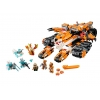 LEGO 70224 - LEGO LEGENDS OF CHIMA - Tiger's Mobile Command