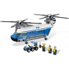 LEGO 4439 - LEGO CITY - Heavy lift Helicopter