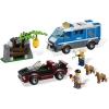 LEGO 4441 - LEGO CITY - Police Dog Van