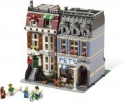 LEGO 10218 - LEGO EXCLUSIVES - Pet Shop