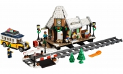 LEGO 10259 - LEGO EXCLUSIVES - Winter Village Station