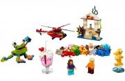 LEGO 10403 - LEGO CLASSIC - World Fun
