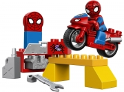 LEGO 10607 - LEGO DUPLO - Spiderman Web Bike Workshop