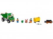LEGO 10680 - LEGO JUNIORS - Garbage Truck