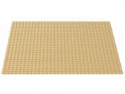 LEGO 10699 - LEGO CLASSIC - 32x32 Sand Baseplate