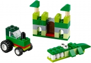 LEGO 10708 - LEGO CLASSIC - Green Creativity Box