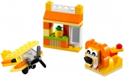 LEGO 10709 - LEGO CLASSIC - Orange Creativity Box
