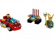 LEGO 10721 - LEGO JUNIORS - Iron Man vs. Loki