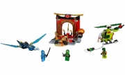 LEGO 10725 - LEGO JUNIORS - Lost Temple