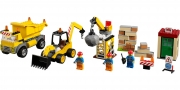 LEGO 10734 - LEGO JUNIORS - Demolition Site