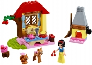 LEGO 10738 - LEGO JUNIORS - Snow White's Forest Cottage