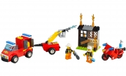 LEGO 10740 - LEGO JUNIORS - Fire Patrol Suitcase