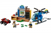LEGO 10751 - LEGO JUNIORS - Mountain Police Chase