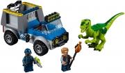 LEGO 10757 - LEGO JUNIORS - Raptor Rescue Truck