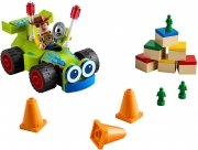 LEGO 10766 - LEGO TOY STORY 4 - Woody & RC