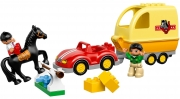 LEGO 10807 - LEGO DUPLO - Horse Trailer
