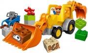 LEGO 10811 - LEGO DUPLO - Backhoe Loader