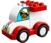 LEGO 10860 - LEGO DUPLO - My First Race Car