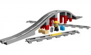 LEGO 10872 - LEGO DUPLO - Train Bridge and Tracks