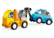 LEGO 10883 - LEGO DUPLO - My First Tow Truck